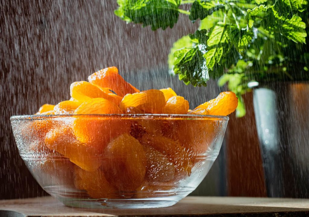 apricots ingredients
