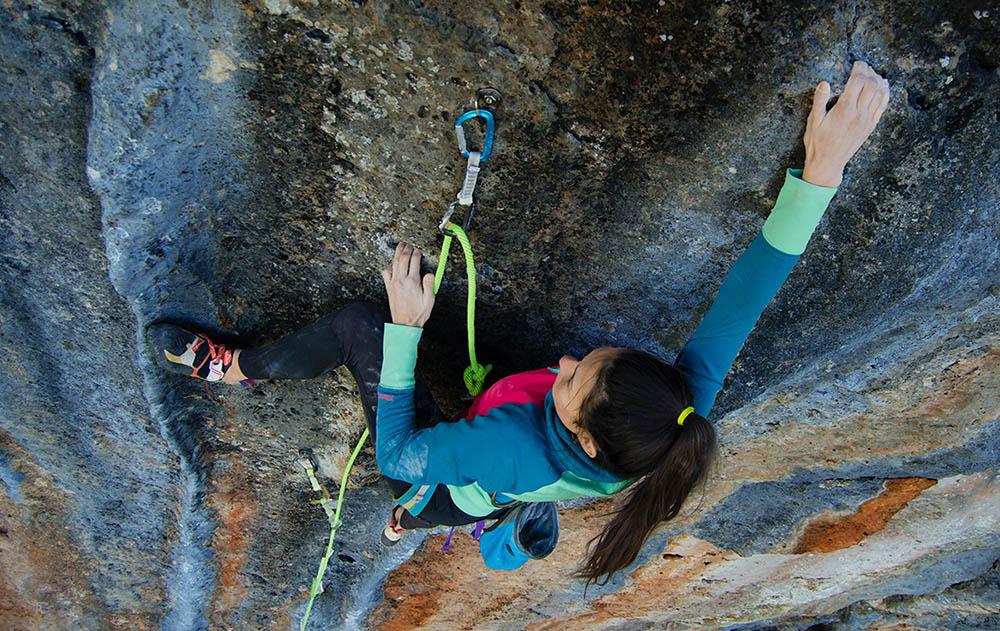 free climbing persistence motivate