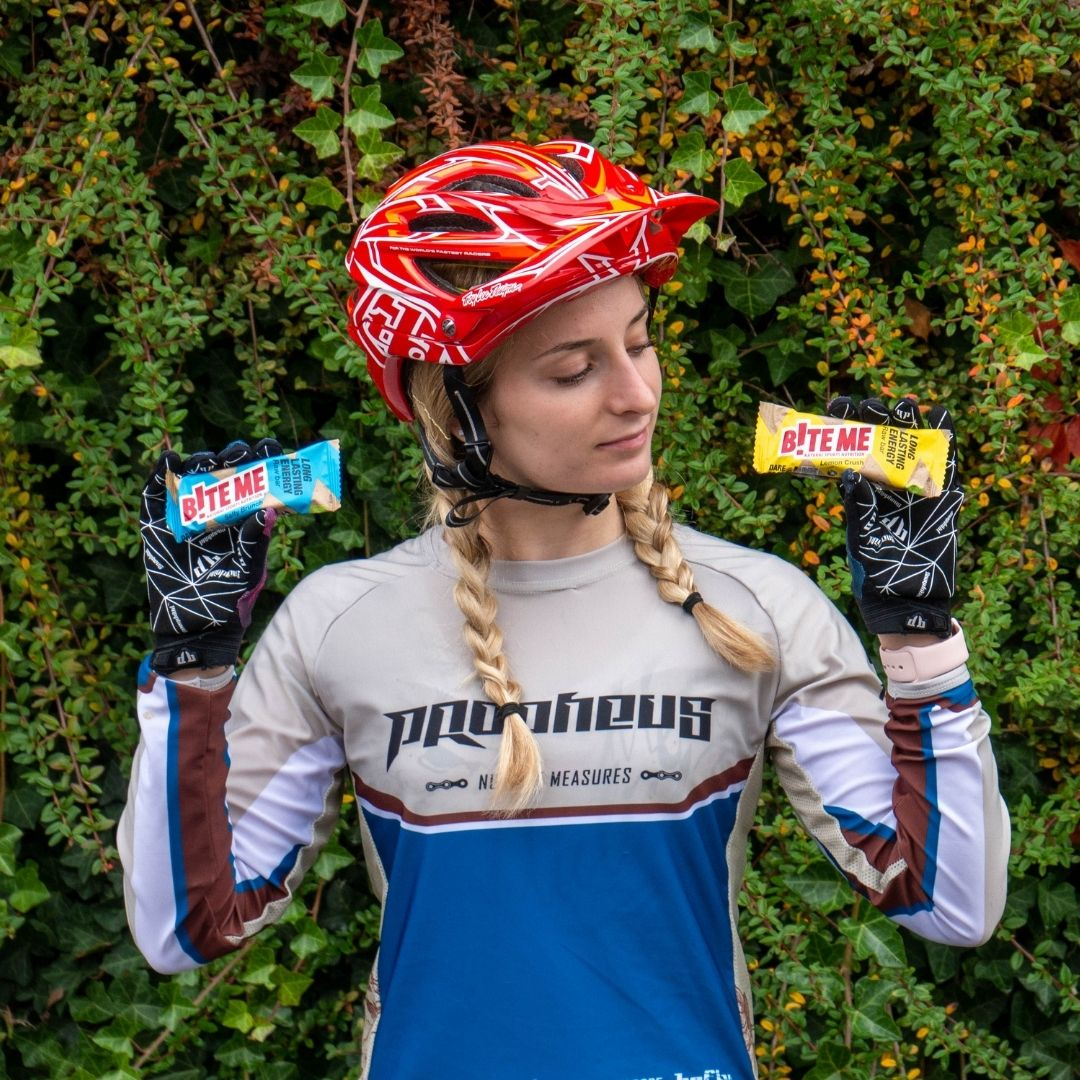 spela horvat biteme ambasador mtb biker